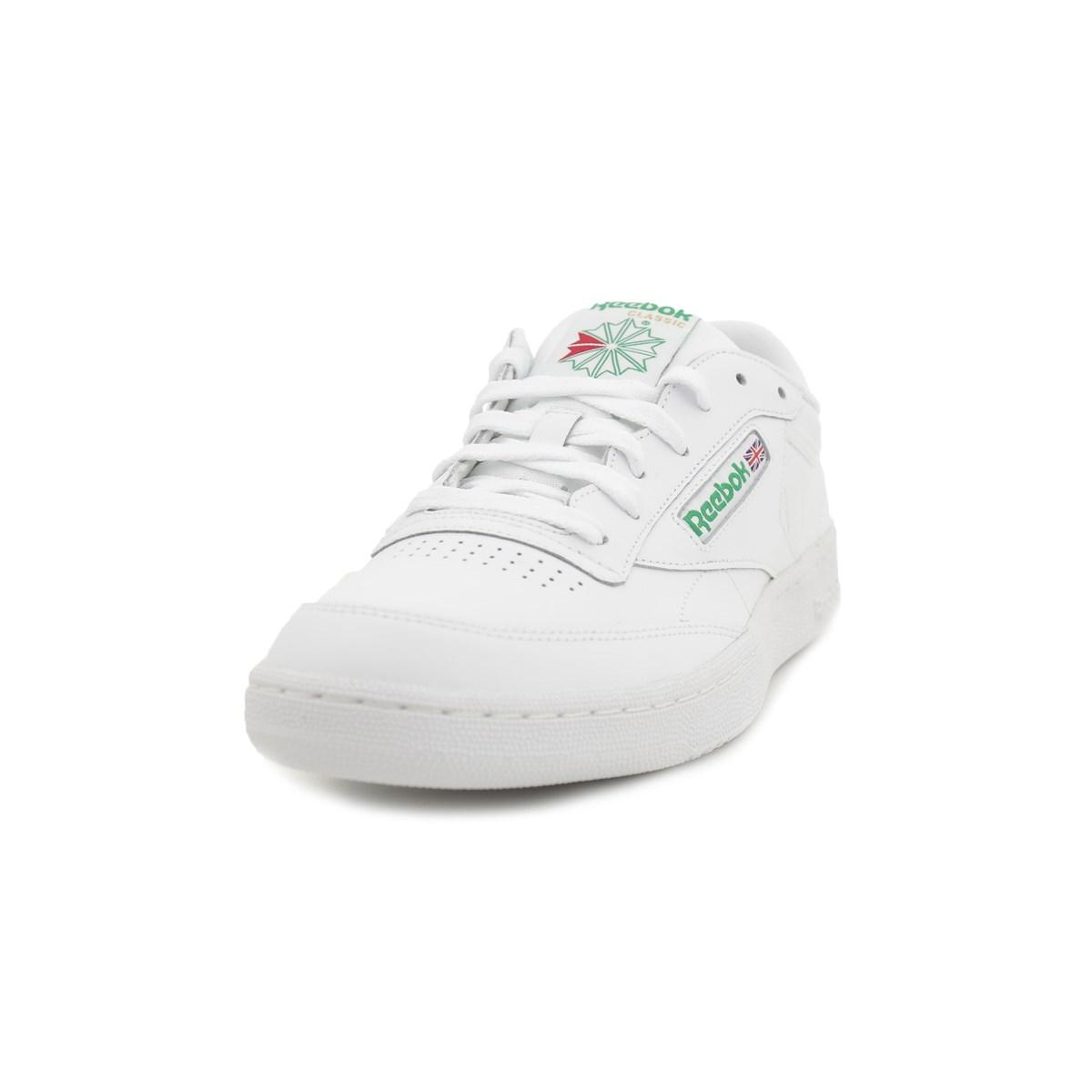 Club C 85 Erkek Beyaz Spor Ayakkabı (AR0456)