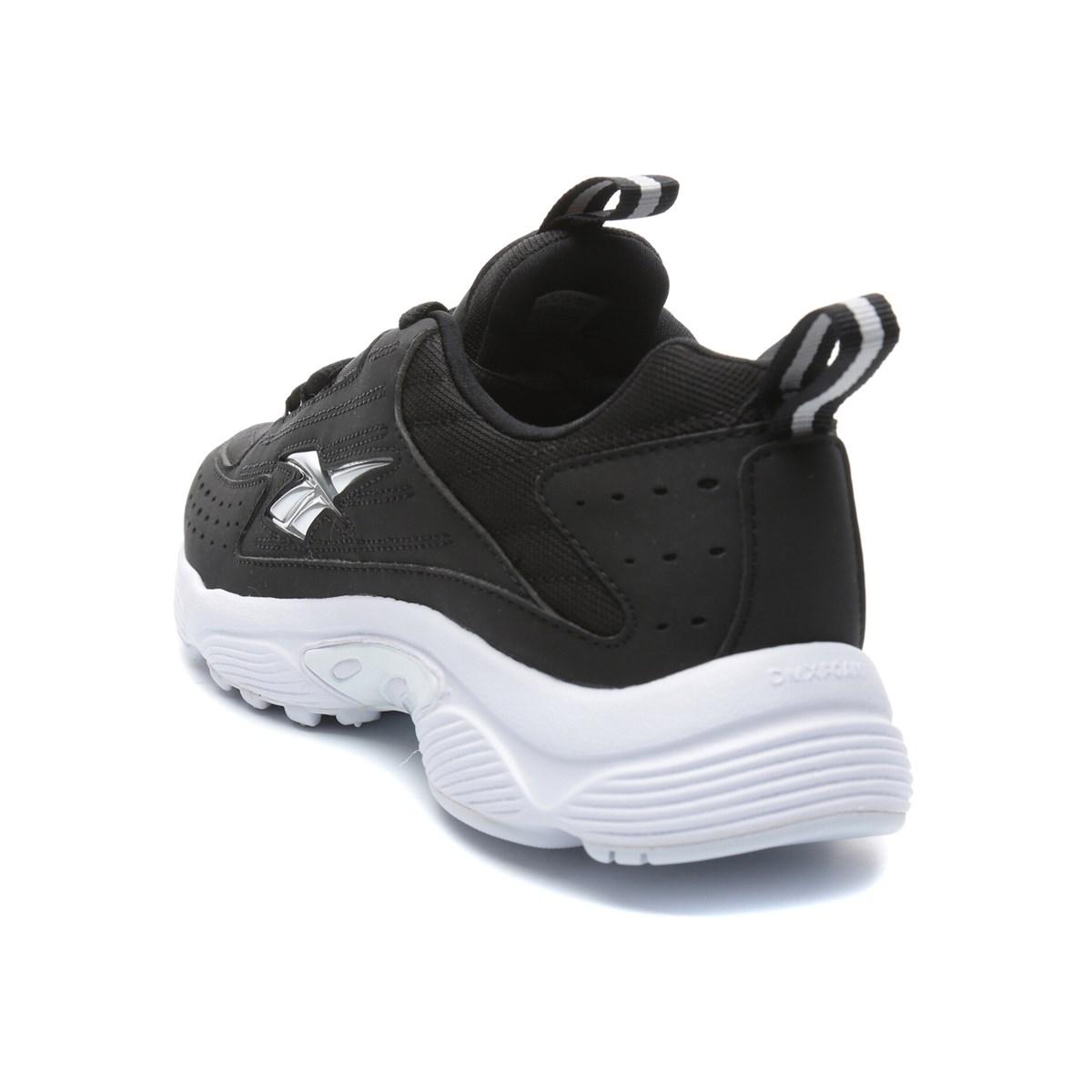 DMX Series 2200 Kadın Siyah Spor Ayakkabı