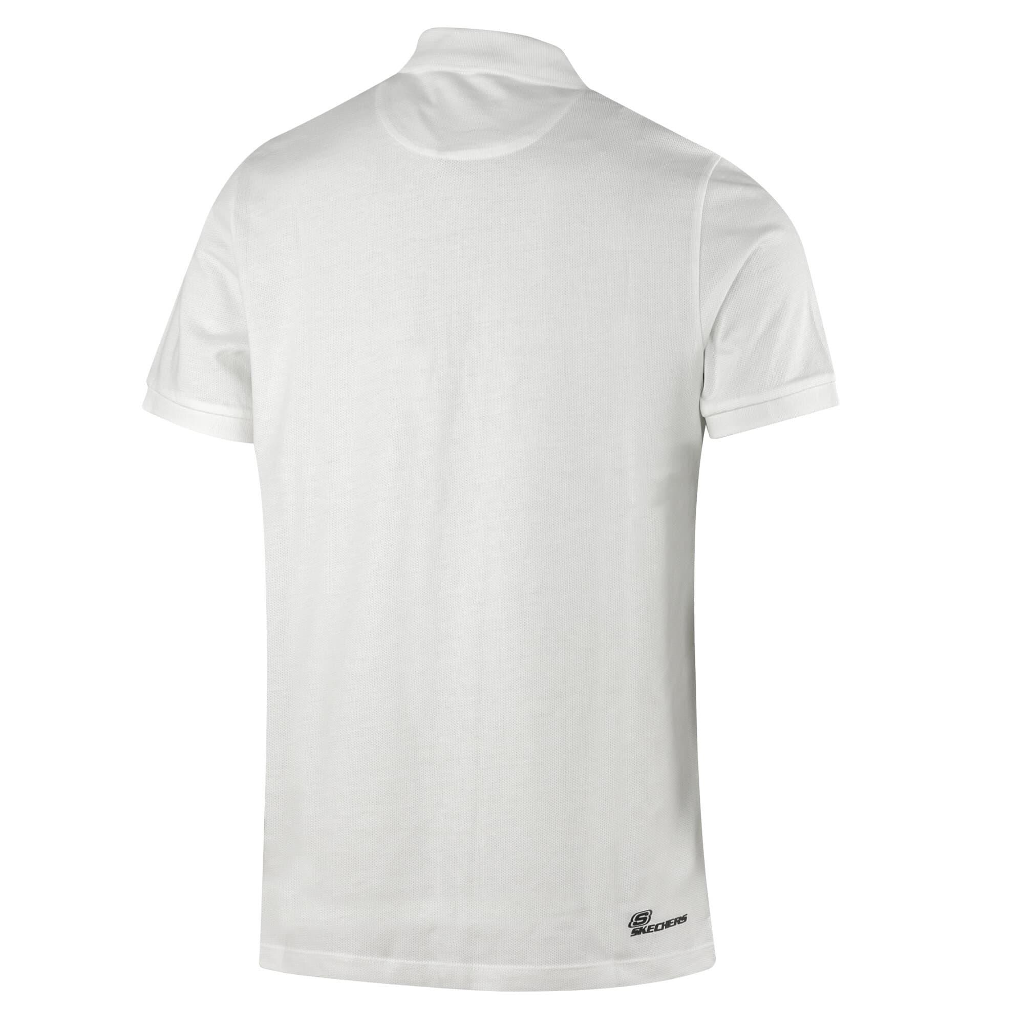 Erkek Beyaz Polo Tişört (S211800-100)