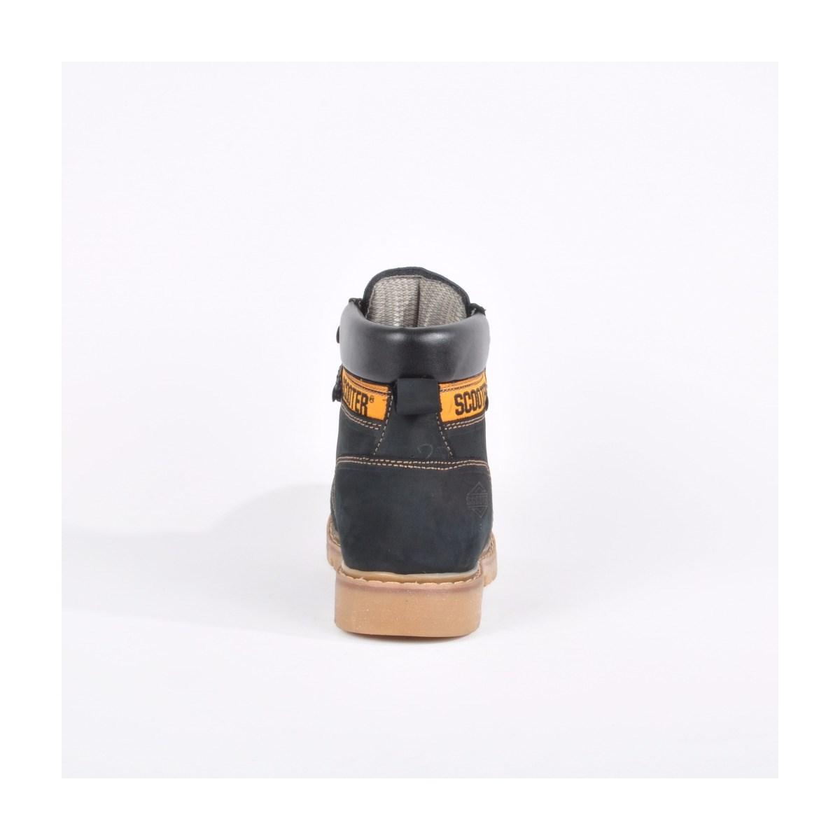 G5131 Deri Watertight Bot