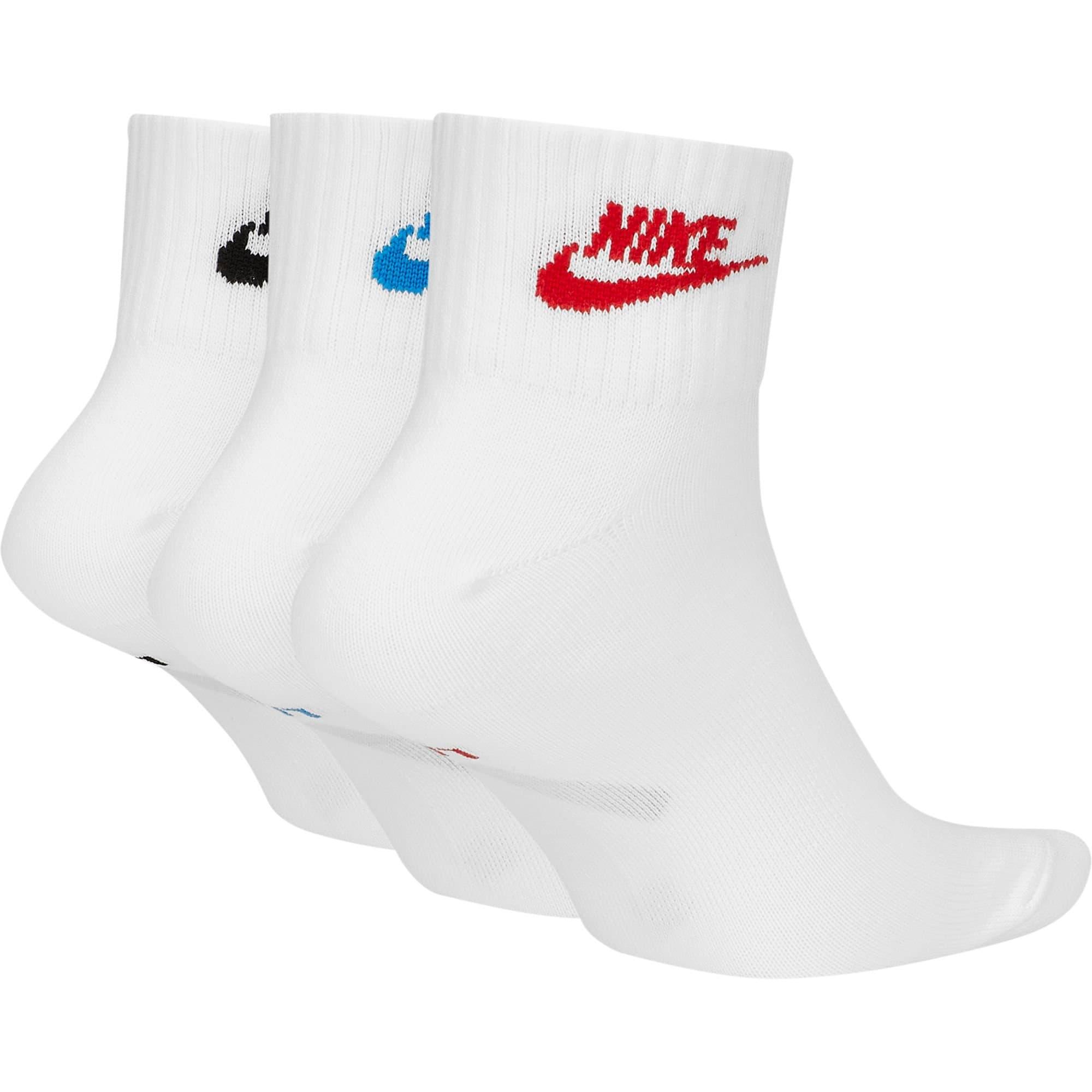 Everyday Essential Ankle 3 Çift Beyaz Çorap (SK0110-911)