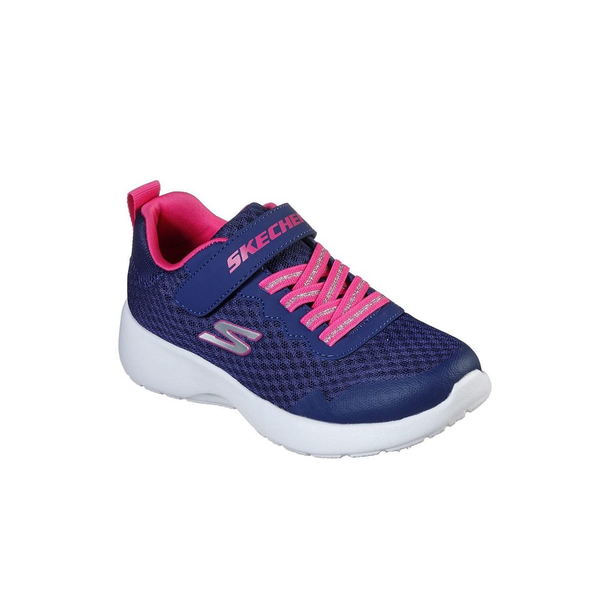 Dynamight-Lead Runner Çocuk Mavi Spor Ayakkabı (81303L NVY)