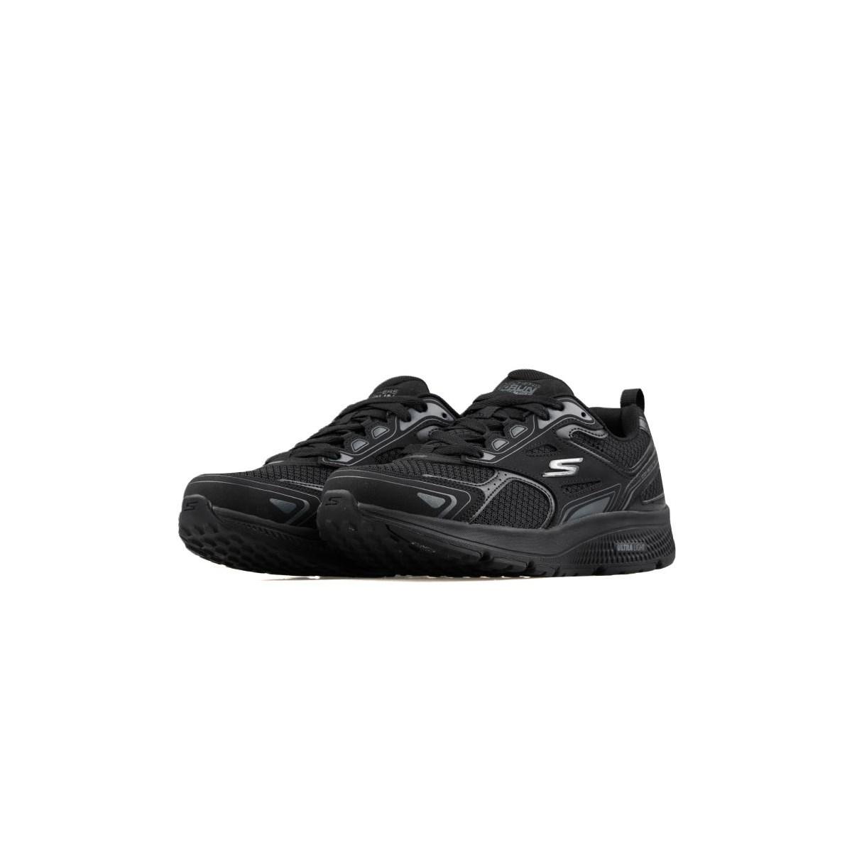 Go Run Consistent Erkek Siyah Koşu Ayakkabısı