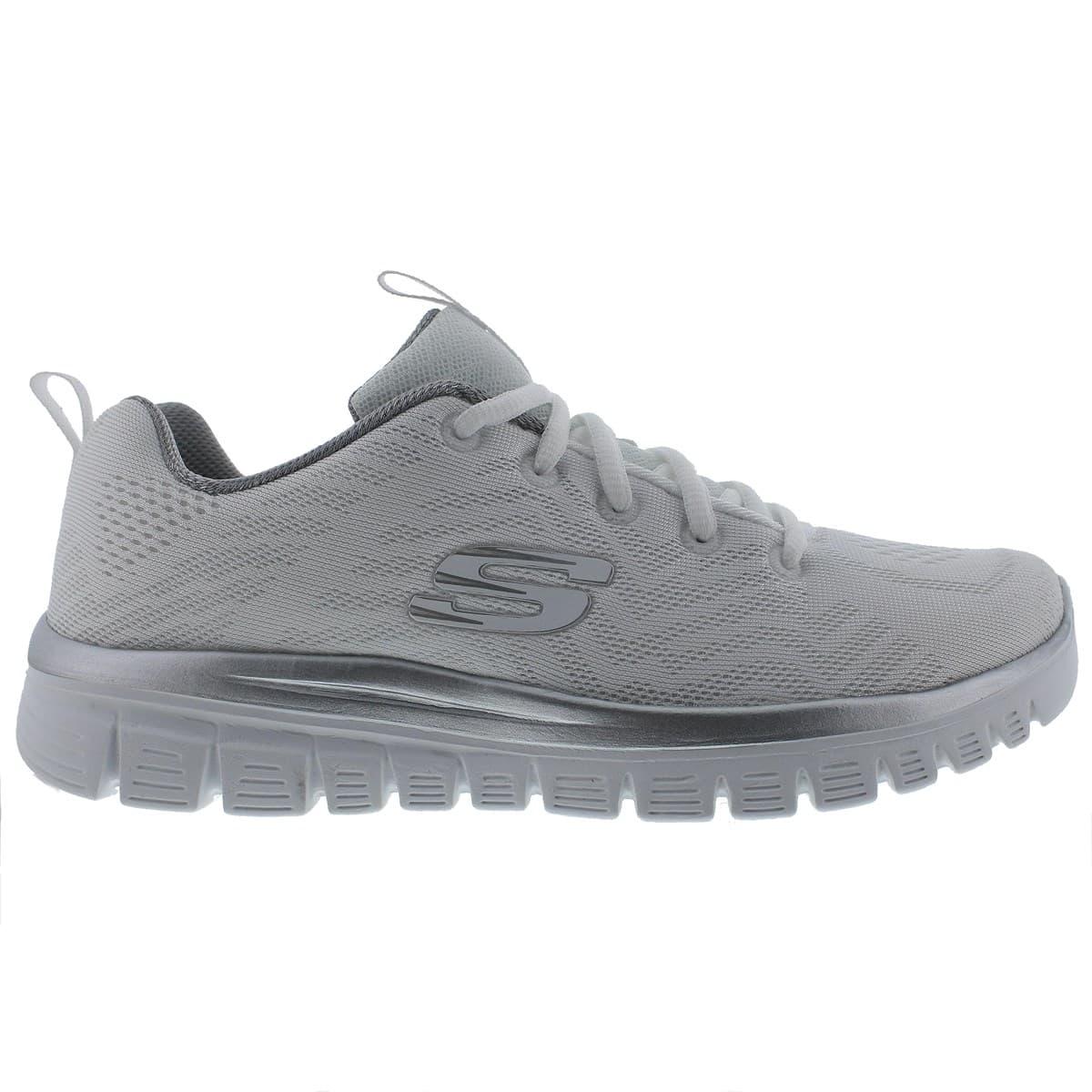 Graceful-Get Connected Kadın Beyaz Spor Ayakkabı