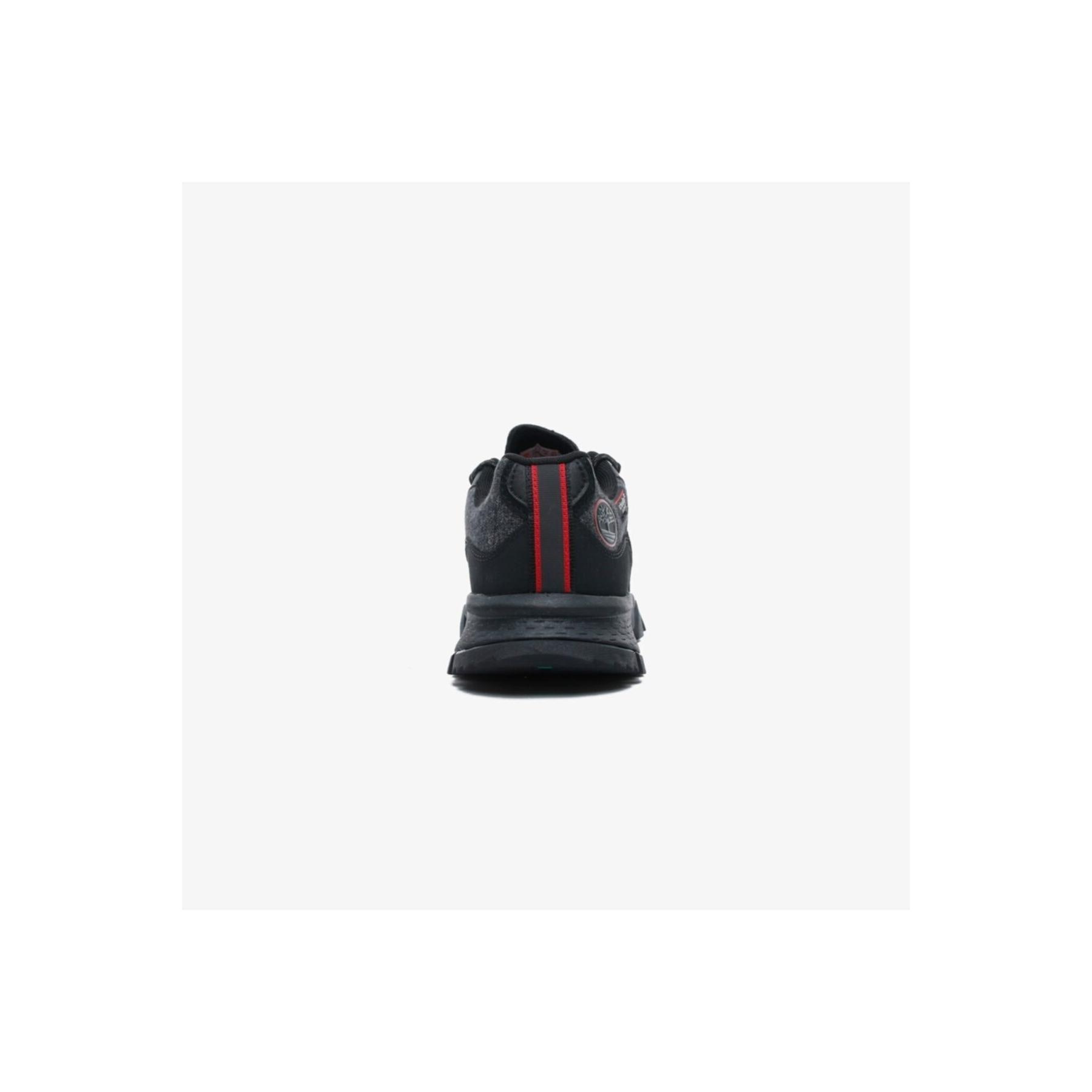Garrison Trail Low Erkek Siyah Outdoor Ayakkabı (TB0A28B40331)