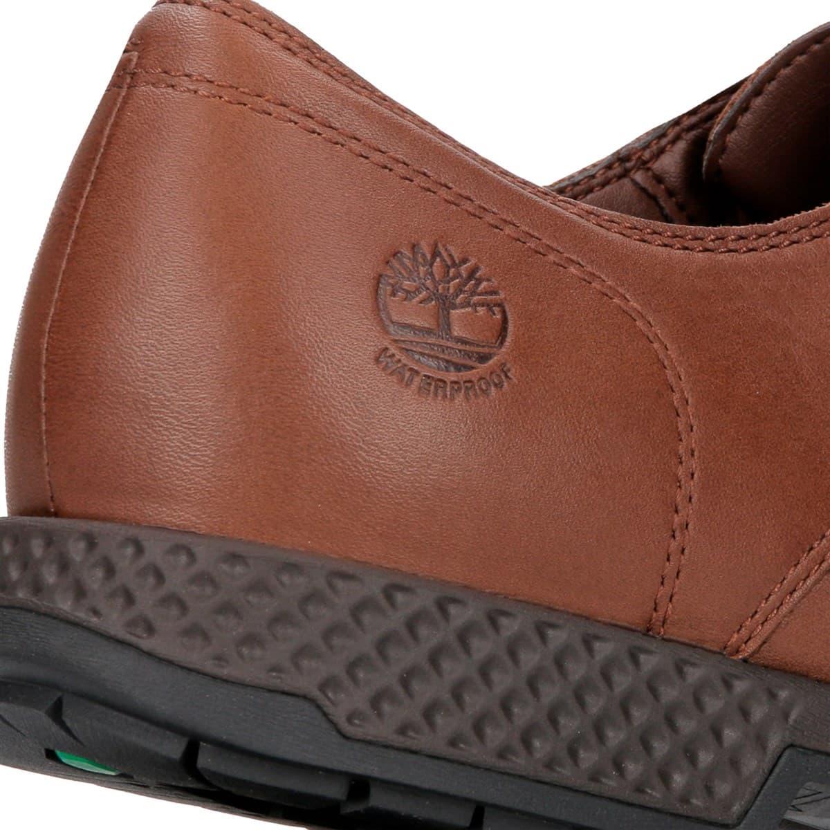 City's Edge Wp Oxford Erkek Kahverengi Günlük Ayakkabı