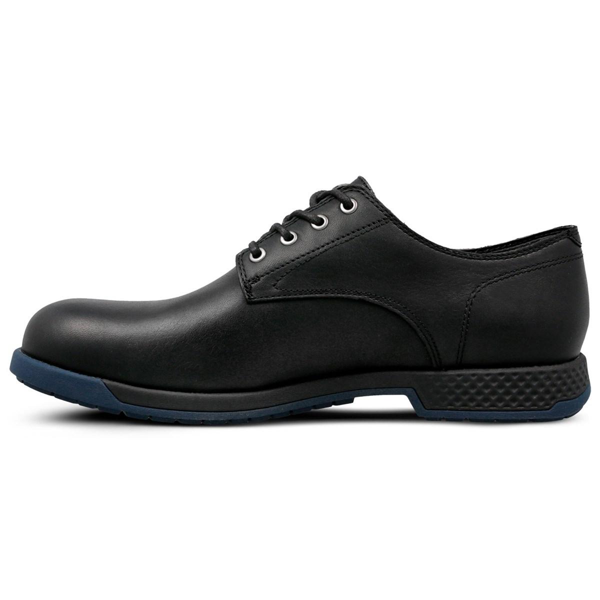 City's Edge Wp Oxford Erkek Siyah Günlük Ayakkabı