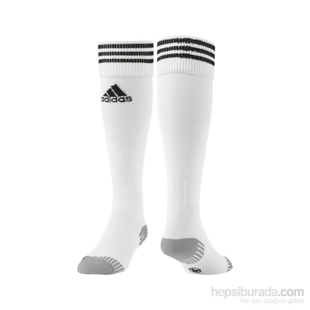 Adisock 12 Erkek Beyaz Futbol Çorap (X10313)