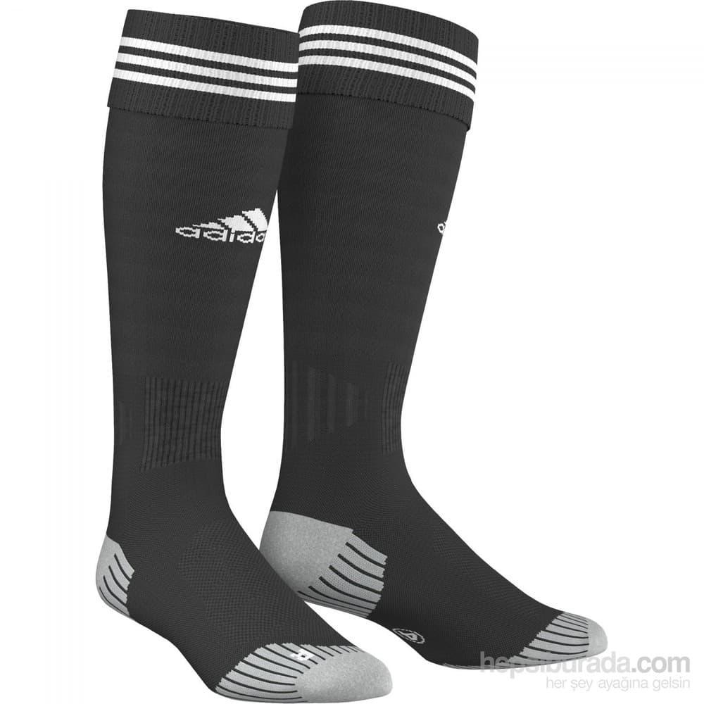 Adisocks 12 Erkek Siyah Futbol Çorabı (X20990)